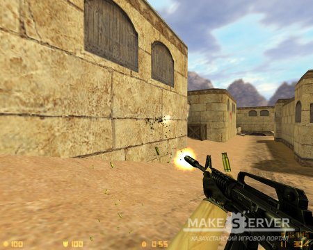 Counter-Strike 1.6 CSL Edition v.5.0 [RUS/2014/PC]