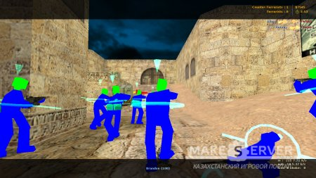 Counter-Strike 1.6 by google.bsk 2014