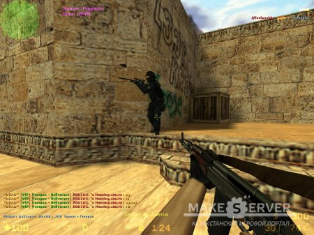 Counter Strike 1.6 Edition Version