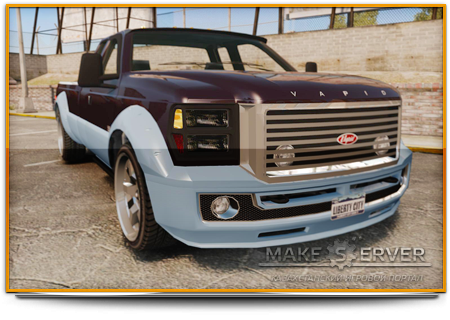 GTA V Vapid Sandking SWB 4500 Low Body