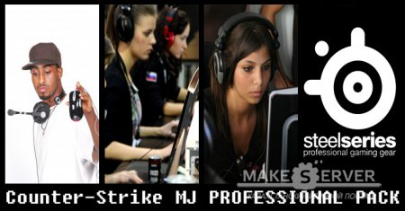 Counter-Strike 1.6 PROFESSIONAL PACK 2014