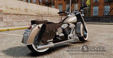 Custom Bobber V2 Full Fenders