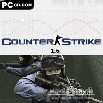 Counter-Strike 1.6 (russian version) 20/03/14