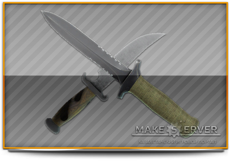 CS GO CT and TT Knife