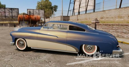 1949 Mercury Lead Sled Custom
