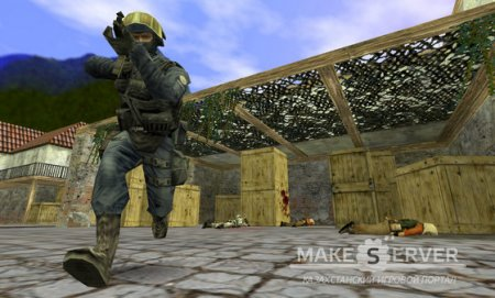 [Steam] Counter-Strike 1.6 [L-backup]