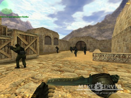 Counter-Strike Alteration Games [RUS] [Version 3.0] [V35/V43] [Protocol 47/48] [zBot] [2014]