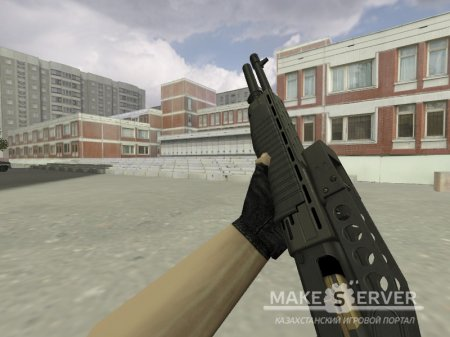 Stoke's SPAS-12 On 2 Anims Pack