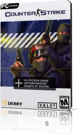 Counter-Strike 1.6 [2014][RUS/ENG][PC][REPACK]