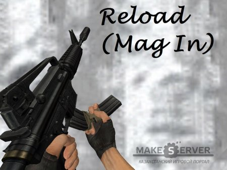 M4A1 On ImbrokeRU's M16