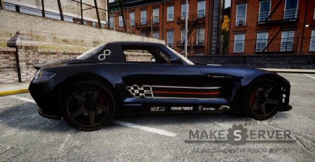 Mercedes-Benz SLS AMG GT-3 high [Beta]