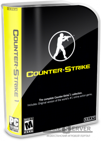 Counter-Strike 1.6 Black Edition 2014 (Rus)