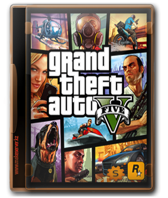 Grand Theft Auto V (2015 / Rockstar Games) (RUS|ENG|Multi11) [R] [33.90 GB]
