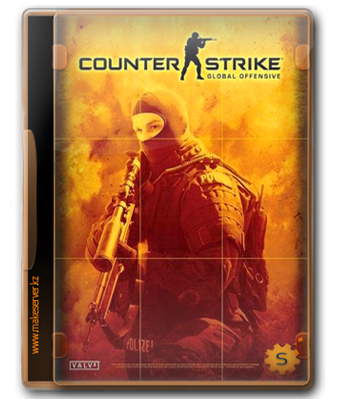 Counter-Strike: Global Offensive (2012/ Valve) (RUS/MULTI) [P] [4.32GB]