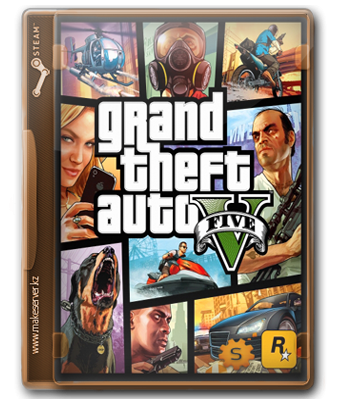 [Steam] Grand Theft Auto V [L-backup] [59.23 GB]