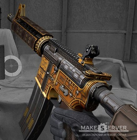 M4A4 :: Technicality