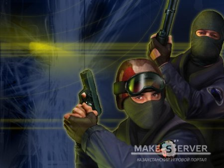 Counter-Strike 1.6 Classic by google.bsk
