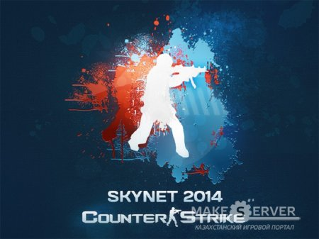 Counter-Strike 1.6 [SkyNet 2016]