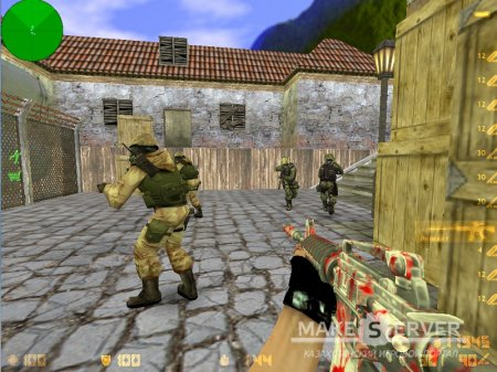 Counter-Strike 1.6 [Zombie]