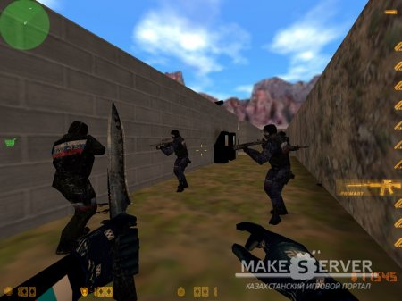 Counter-Strike 1.6 [KOT3]