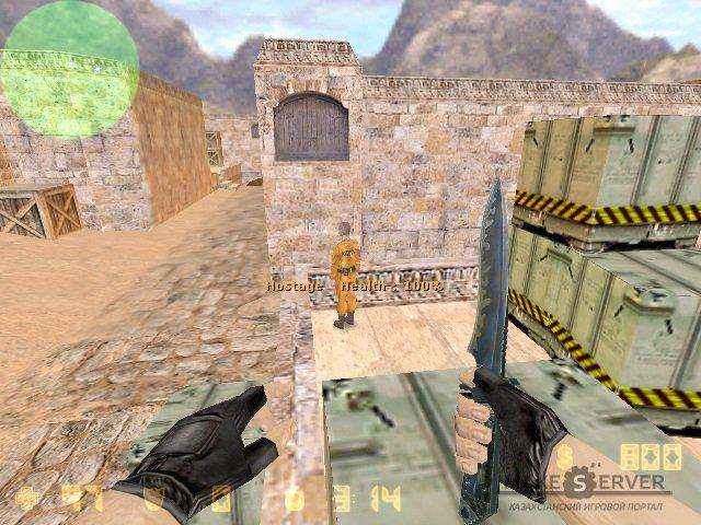 Скачать Карту Dust2 3X3