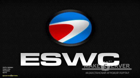 Counter-Strike 1.6 ESWC