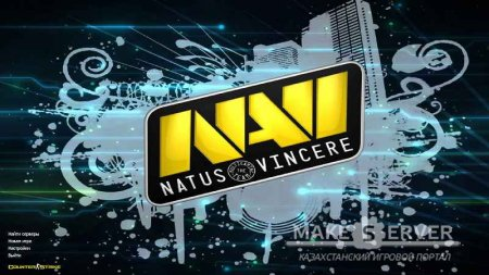 Counter Strike 1.6 Navi (Natus Vincere)