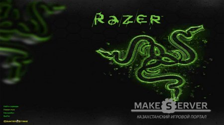 Counter Strike 1.6 Razer