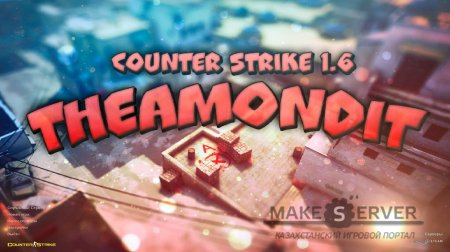 Counter Strike 1.6 TheAmonDit